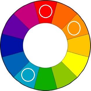 Color Harmonies Creative Clothing Design